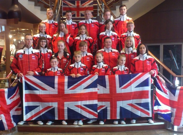 Team GB web