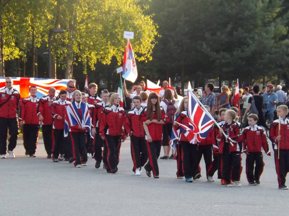Team GB Parade